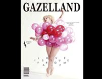 GAZELLAND MAG- LOVE ISSUE
