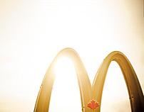 McDonald's Canada Rebrand
