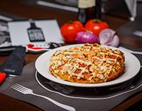 Pizza Rock - Lançamento Pizzaburguer