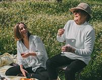PORTRAIT: Love affair w/ grandma — for COCKBURN'S PORT