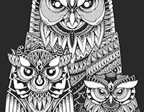 Spirit Animal Work Series
