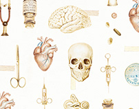 Medical illustration and branding