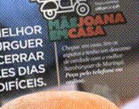 Anúncio Mãe Joana em Casa - Revista Maringá