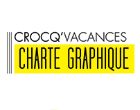 Charte graphique « EVS CROCQ' VACANCES / 2017