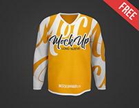 T-Shirt Long Sleeve – 2 Free PSD Mockups