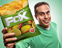 FOX CHIPS PRINT CAMPAIGN