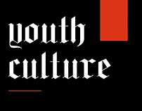 Youth Culture | Typeface