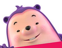 Momo Mascot
