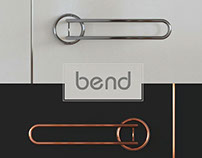 "Doorhandle ""bend"""