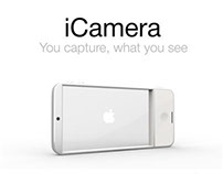 Apple iCamera - July 2013