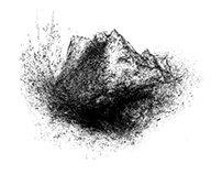 Bitmap Landscapes - Textural Series 1