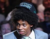 2013 NBA Draft Cap