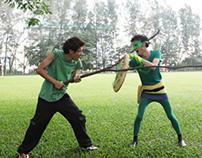 Green Aider - Multimedia Presentation