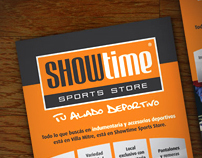 SHOWTIME Sports Store