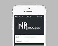 NR Access Mockups