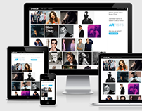 MTV Artists - Responsive Design