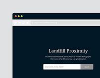 Landfill Proximity