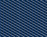 Textile print graphic