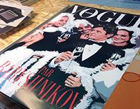 Vogue Paris par Baryshnikov