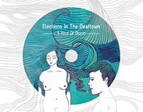 Elections In The deaftown / ep cover