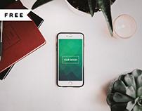 FREE | iPhone Mockup