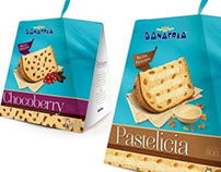 PACKAGING: CHOCOBERRY & PASTELICIA D'ONOFRIO