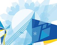 ROSNEFT winter sport games 2016