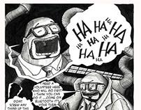 RISE OF MUTANTS - #1 - comic book