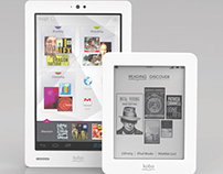 Kobo Arc and Kobo Mini