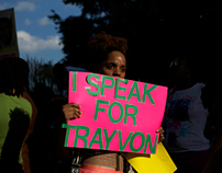Baltimore Trayvon Martin Rally