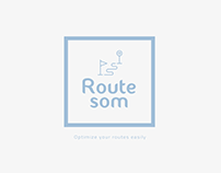 Routesom Logotype