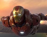 Iron Man 3 Malibu