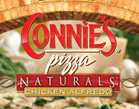 Connie's Pizza Logo