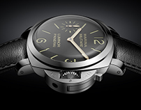 CGI Panerai LUMINOR 1950