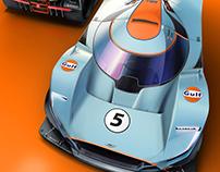 Aston Martin AMR-X