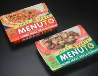 Brand Package Design for Ready to Eat Dishes