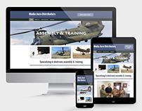 Media Aero Responsive Website