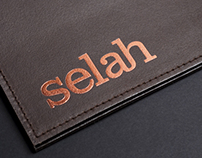 Selah Restaurant | Brand Identity