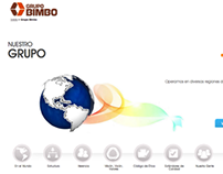 Grupo Bimbo Corporativo / Site Maintenance