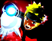 Naruto - Hero ( Ultimate Ninja Storm) [Capa do Autor]