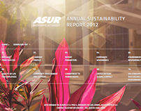 ASUR Annual Sustainability Report (2012)