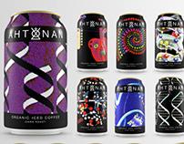 AHTONAN Logo & Identity Design, Art & Graphic Design