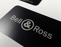 Bell & Ross business card sample