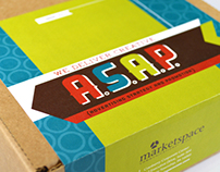 A.S.A.P. (Advertising, Strategy & Promotion) Mailer