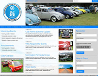 Volkswagen Club of Victoria Website
