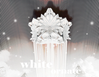Ornate White