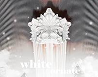 Ornate White