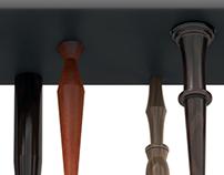 Conceptual Furniture+Lighting