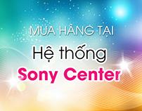Sony Center Banner