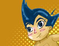 Fan Art Astro boy